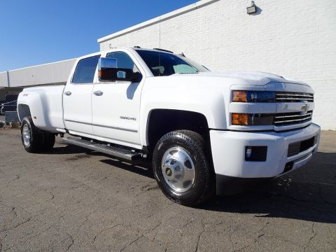 New 2019 Chevrolet Silverado 3500HD LTZ 4WD For Sale