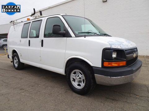 Pre-Owned 2008 Chevrolet Express Van G1500 Work Van