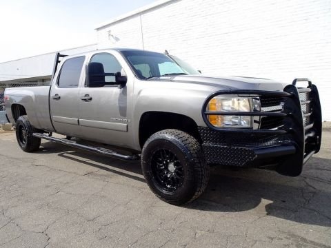 Pre-Owned 2008 Chevrolet Silverado 3500HD LT