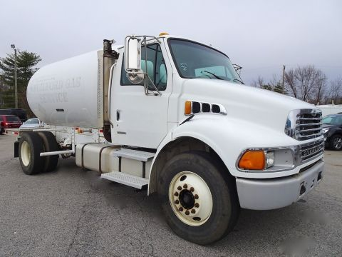 Pre-Owned 2005 Sterling Propane Truck Tanker