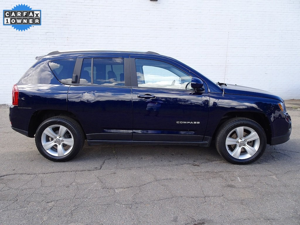 Pre-Owned 2015 Jeep Compass Latitude