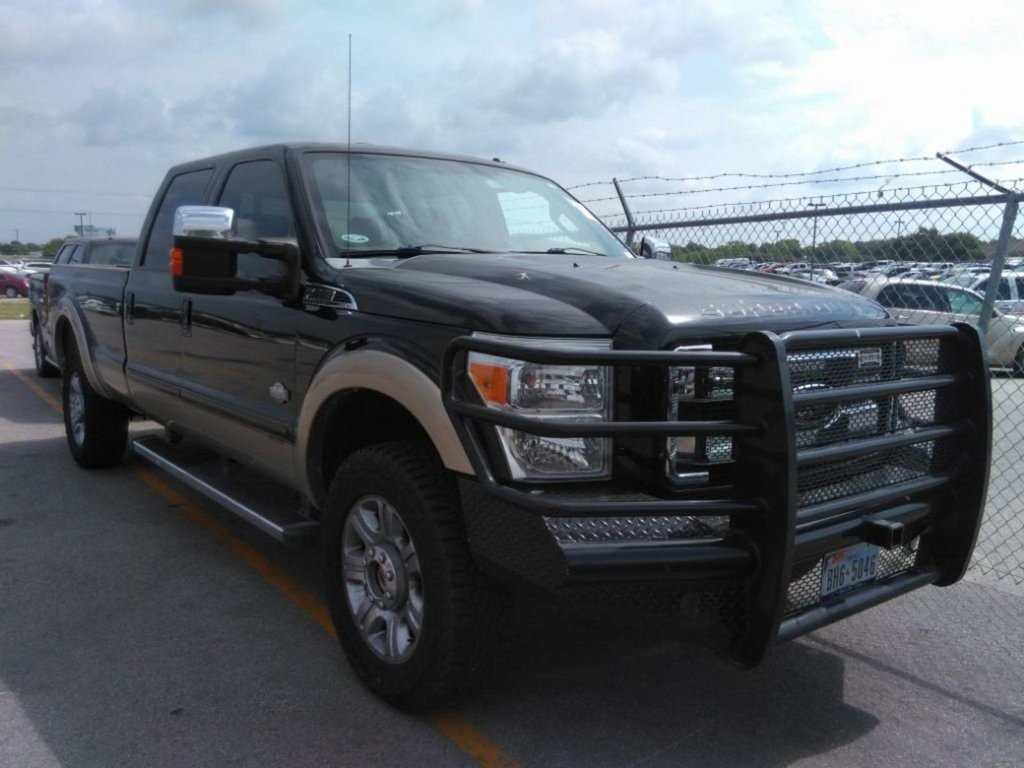 Pre-Owned 2012 Ford F-350SD