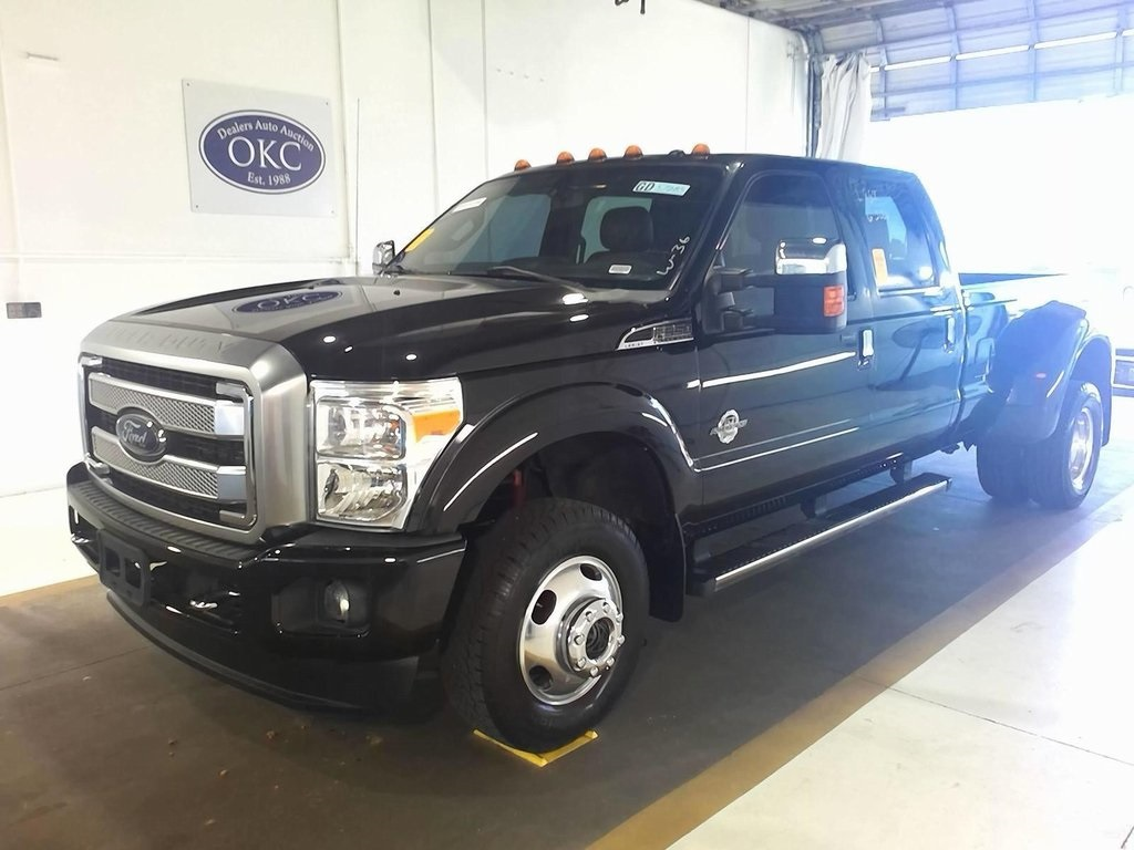 Pre-Owned 2015 Ford F-350SD