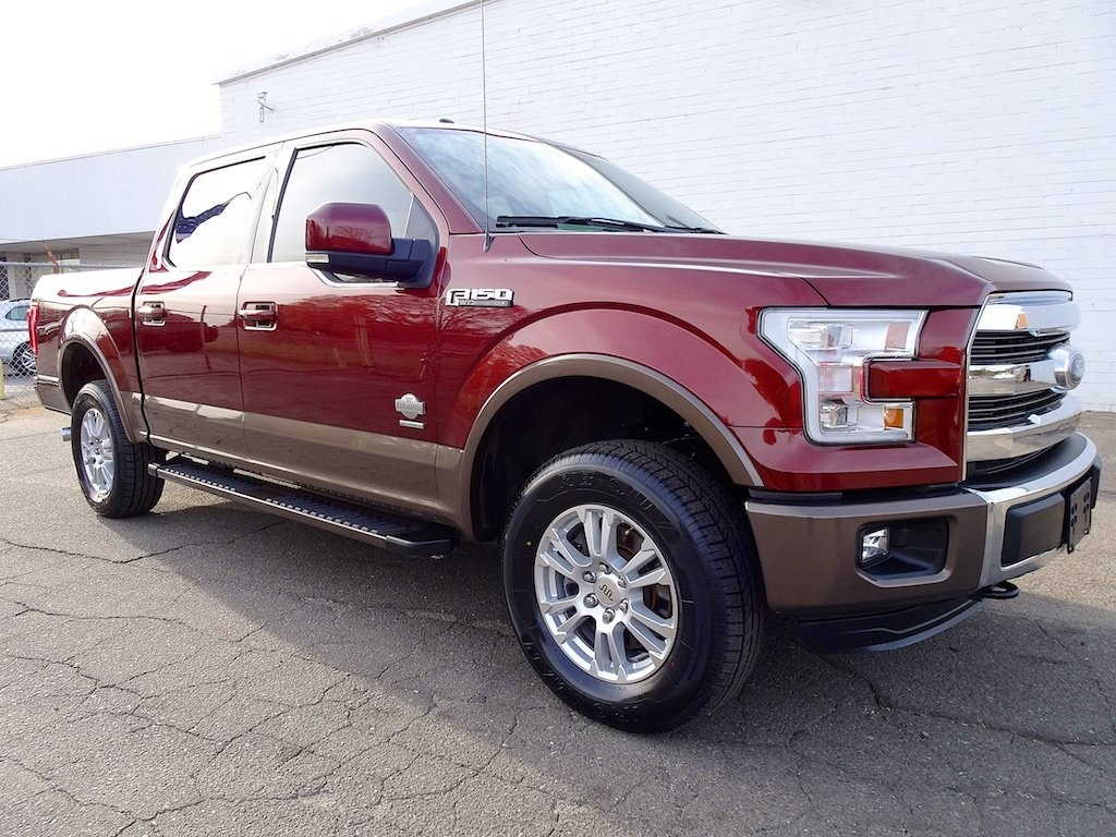 Pre owned 2015 ford f 150 king ranch
