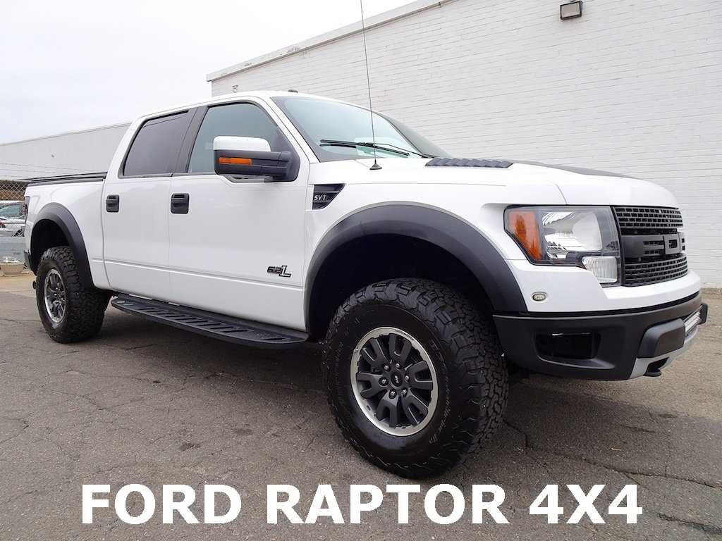 Pre owned 2011 ford f 150 svt raptor