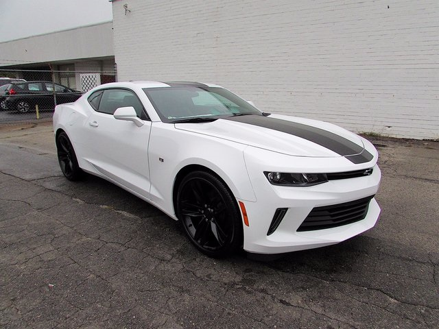 New Chevy Malibu >> New 2018 Chevrolet Camaro 2LT 2D Coupe in Madison #102115 | Smart Chevrolet