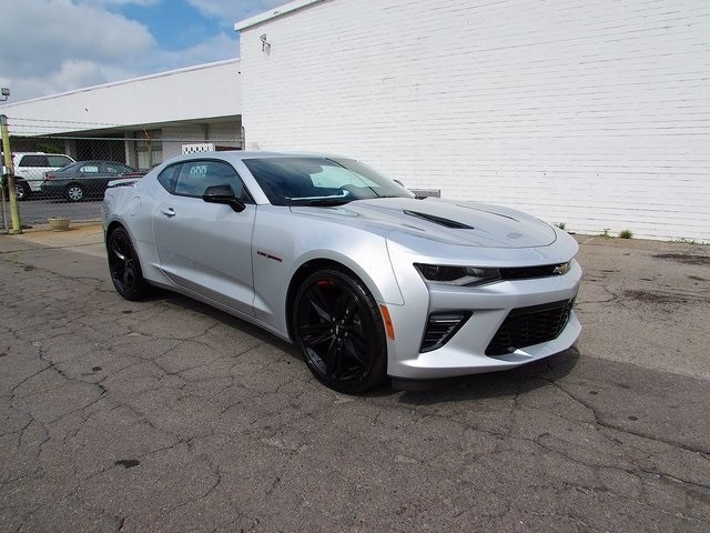 New 2018 Chevrolet Camaro Ss 2d Coupe In Madison 100746
