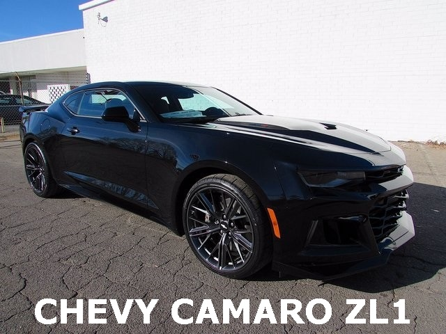 Certified Pre Owned Chevy >> New 2018 Chevrolet Camaro ZL1 2D Coupe in Madison #138457 | Smart Chevrolet