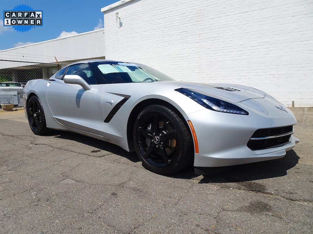 Certified Pre-Owned 2015 Chevrolet Corvette Stingray