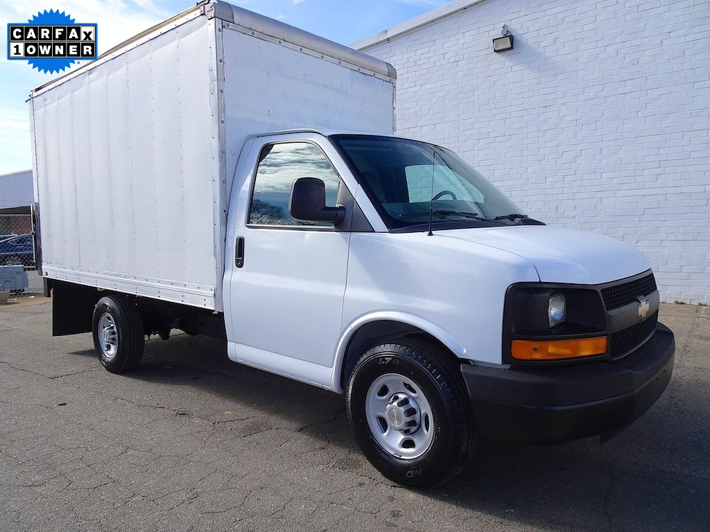 9a3cb2e648 Pre-Owned 2013 Chevrolet Express 3500 Work Van