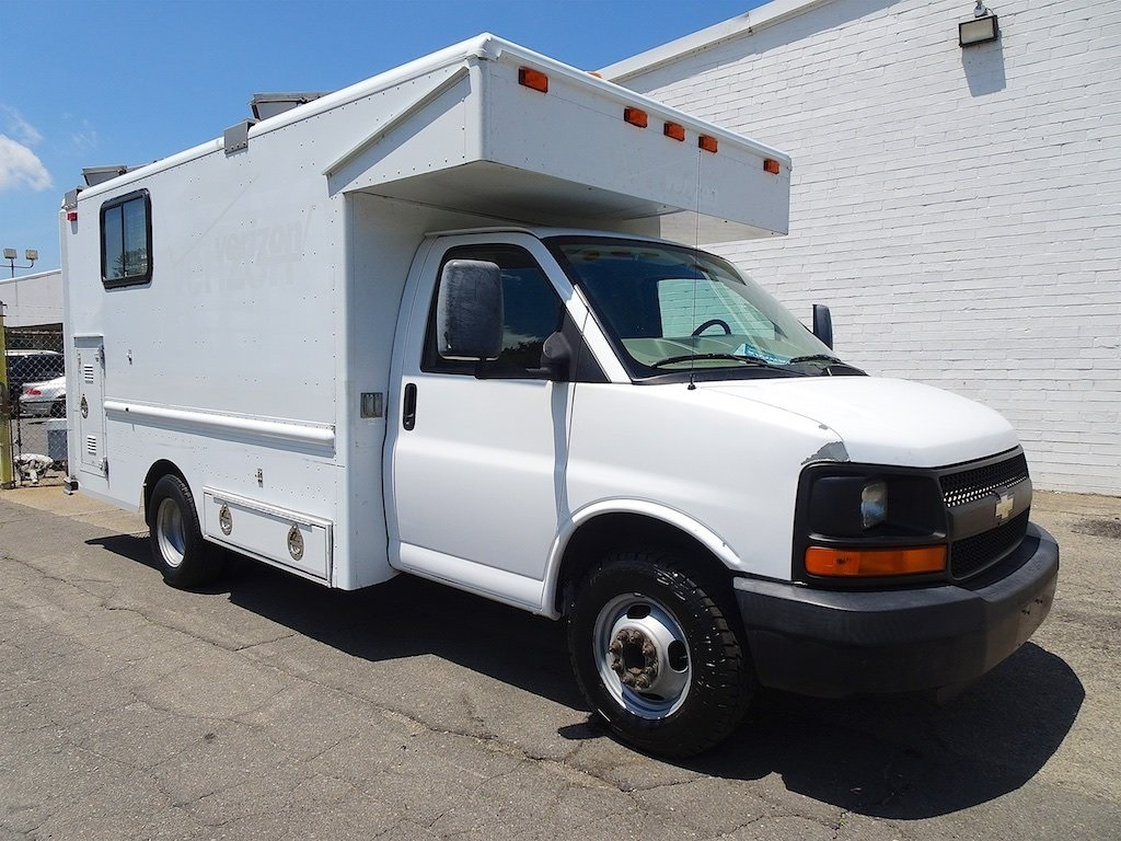 Pre-Owned 2007 Chevrolet Express Van G3500 Work Van