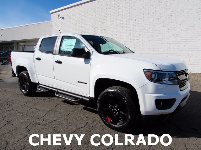 New 2018 Chevrolet Colorado LT 4D Crew Cab in Madison ...