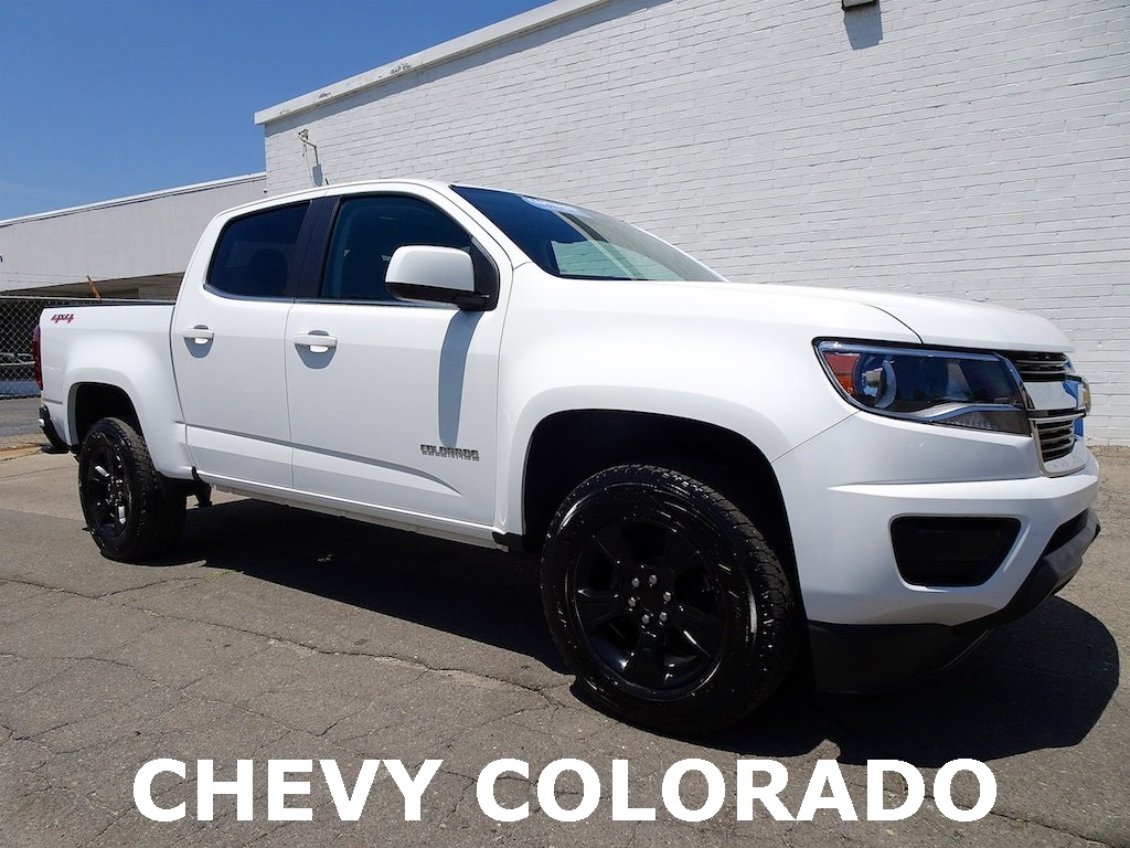 Certified Pre Owned 2016 Chevrolet Colorado Lt 4d Crew Cab In 1991