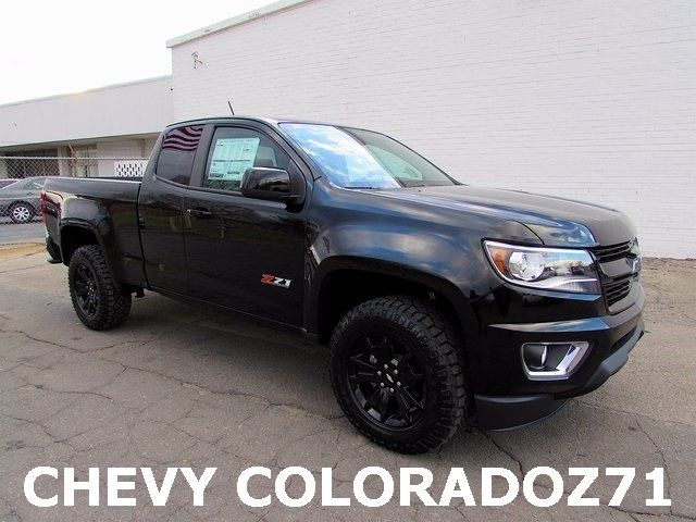 new 2018 chevrolet colorado z71 4d extended cab in madison. Black Bedroom Furniture Sets. Home Design Ideas
