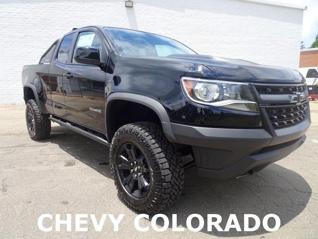 New 2018 Chevrolet Colorado ZR2