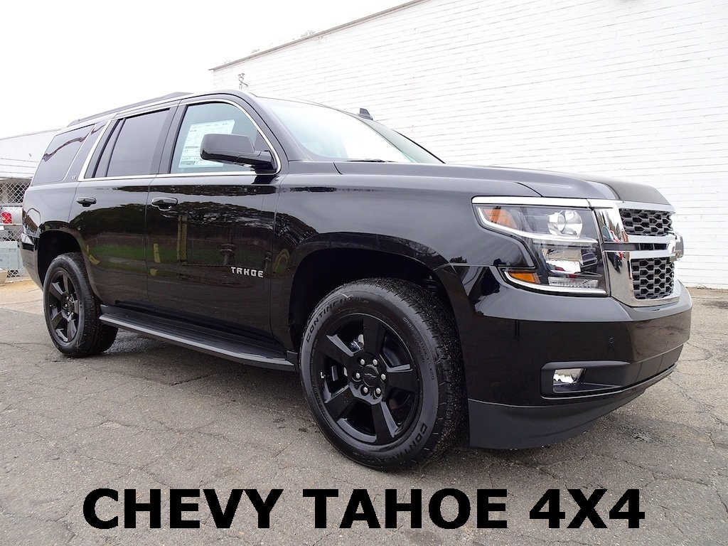 Chevy Tahoe For Sale Near Me >> New 2019 Chevrolet Tahoe Lt 4wd