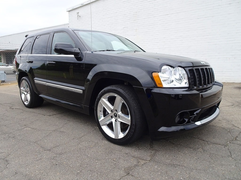 Jeep Cherokee Srt8 For Sale >> 2007 Jeep Grand Cherokee Srt8 For Sale