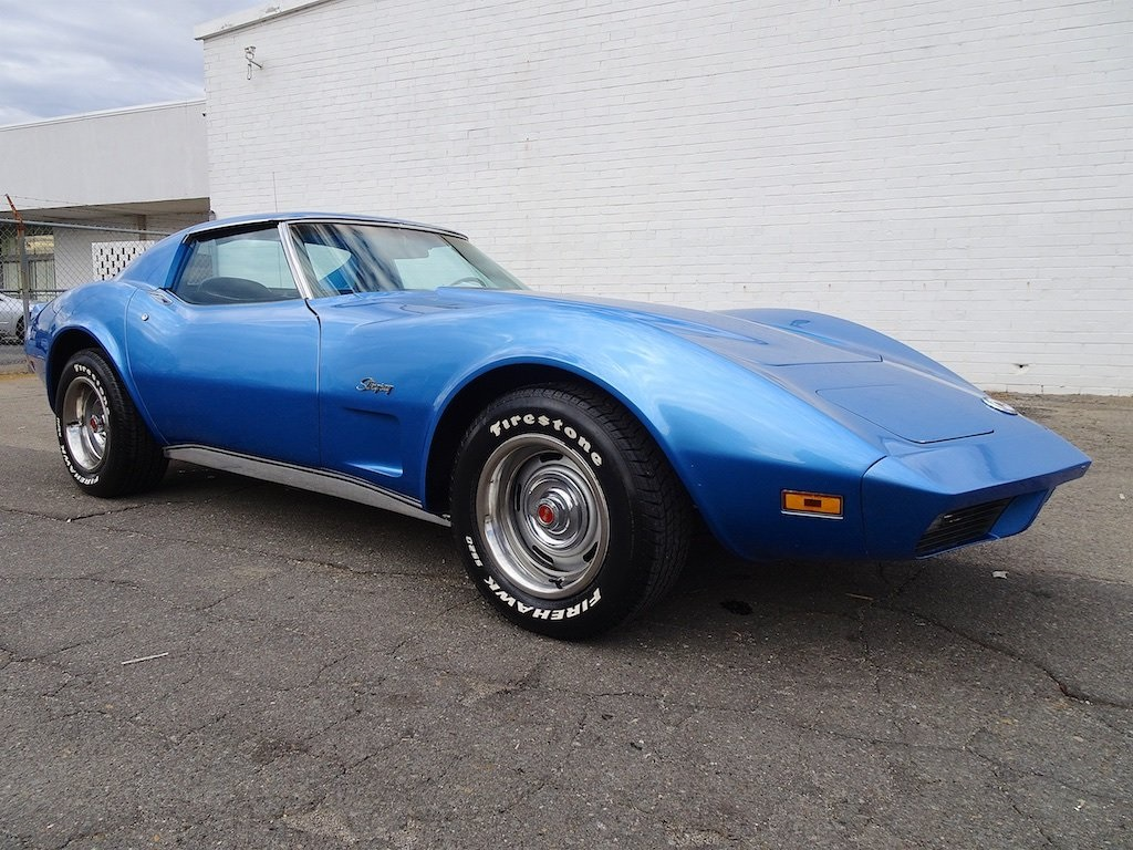 Pre-Owned 1974 Chevrolet Corvette Stingray