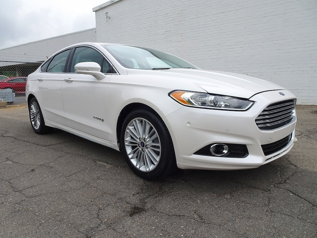 2013 Ford Fusion Hybrid Titanium For Sale
