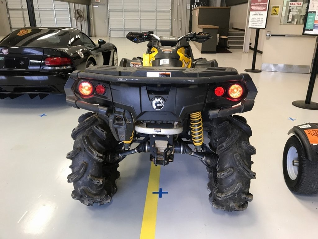 Pre-Owned 2013 Can-Am XMR 1000