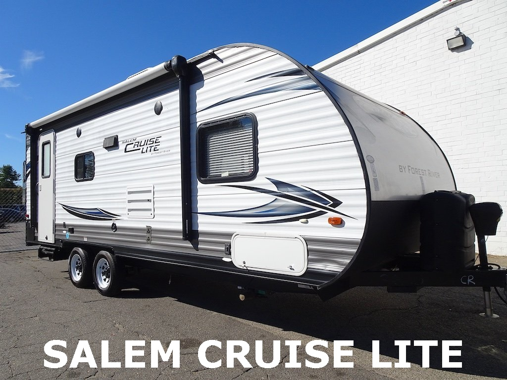 Pre-Owned 2015 Forest River Salem Cruise Lite 231RBXL