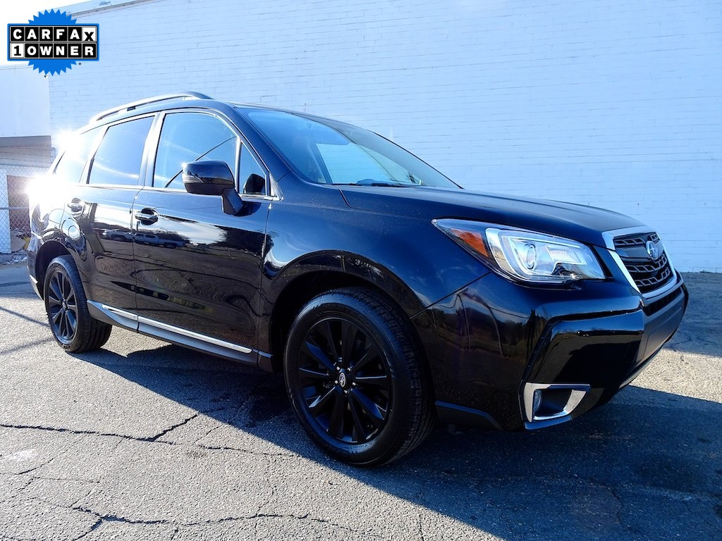 Pre-Owned 2018 Subaru Forester 2.0XT Touring