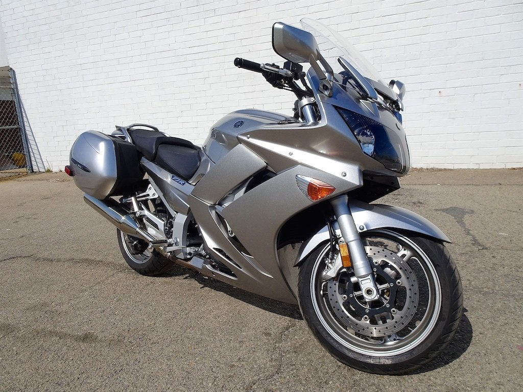 Pre-Owned 2010 Yamaha FJR 1300 Motorcycle