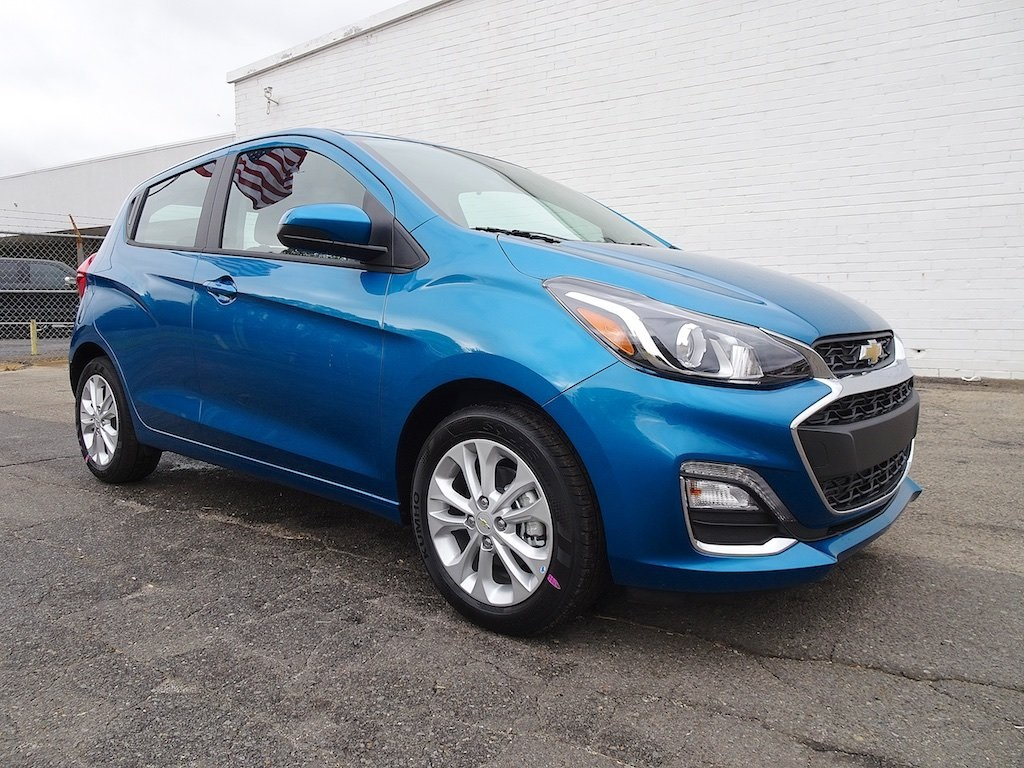 New 2019 Chevrolet Spark 1LT