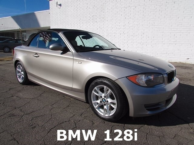 pre owned 2008 bmw 1 series 128i 2d convertible in madison j73940k smart chevrolet. Black Bedroom Furniture Sets. Home Design Ideas