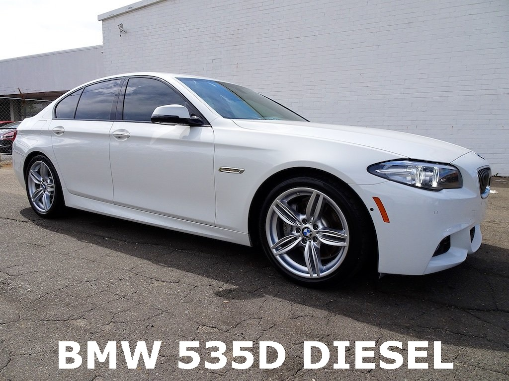 Pre Owned 2016 Bmw 5 Series 535d