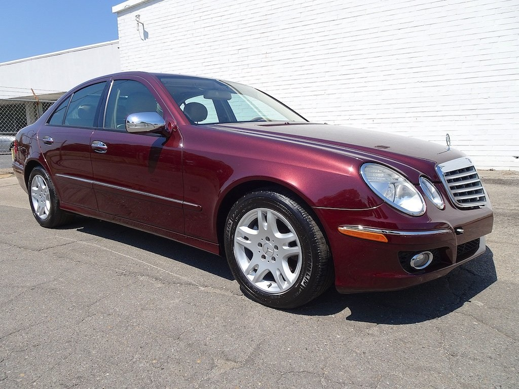 Pre-Owned 2007 Mercedes-Benz E-Class E 320