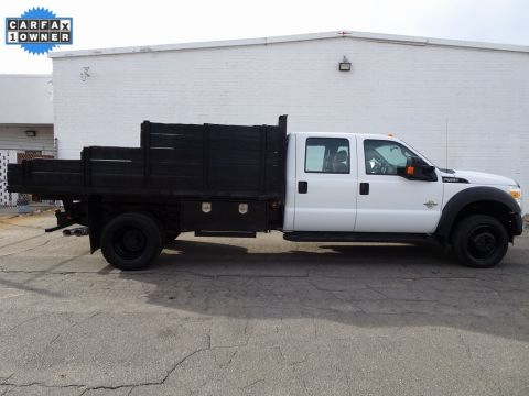 Pre-Owned 2013 Ford F-450SD XL