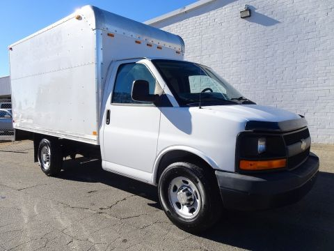 Pre-Owned 2011 Chevrolet Express 3500 Work Van