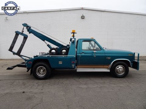 Pre-Owned 1986 Ford F-350
