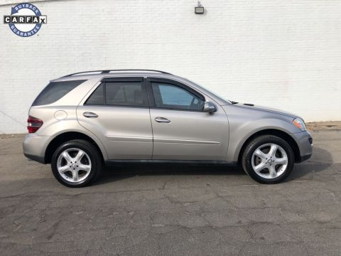 Pre-Owned 2008 Mercedes-Benz M-Class ML 320
