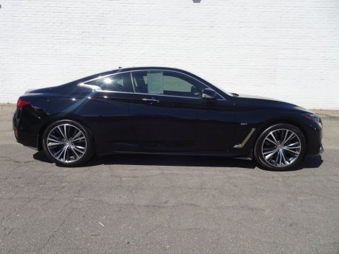 Pre-Owned 2017 INFINITI Q60 2.0t Base
