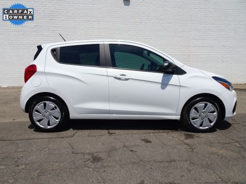 Certified Pre-Owned 2018 Chevrolet Spark LS