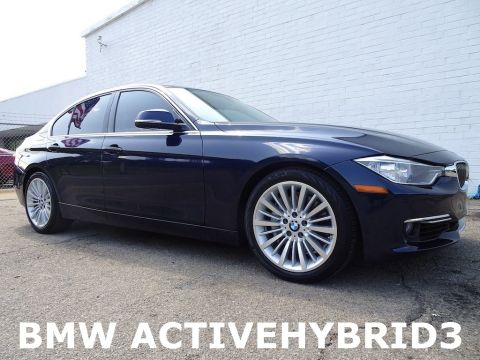 Pre-Owned 2015 BMW 3 Series ActiveHybrid 3